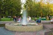 тербуны фонтан